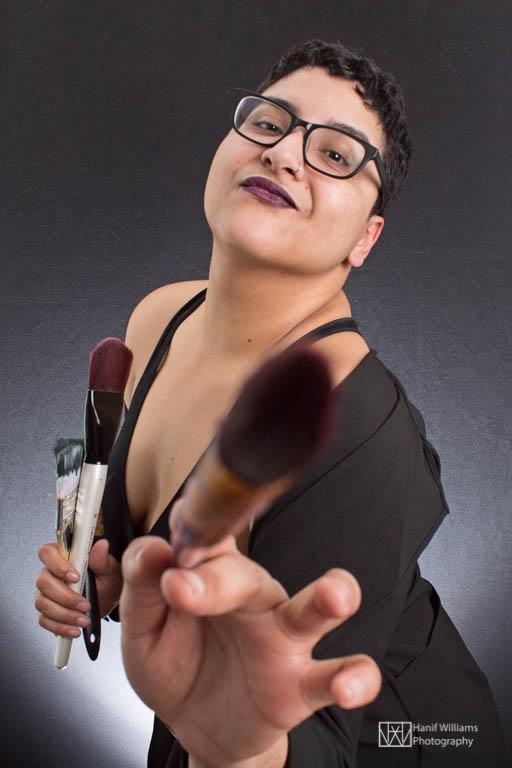 Lisa paintbrush
